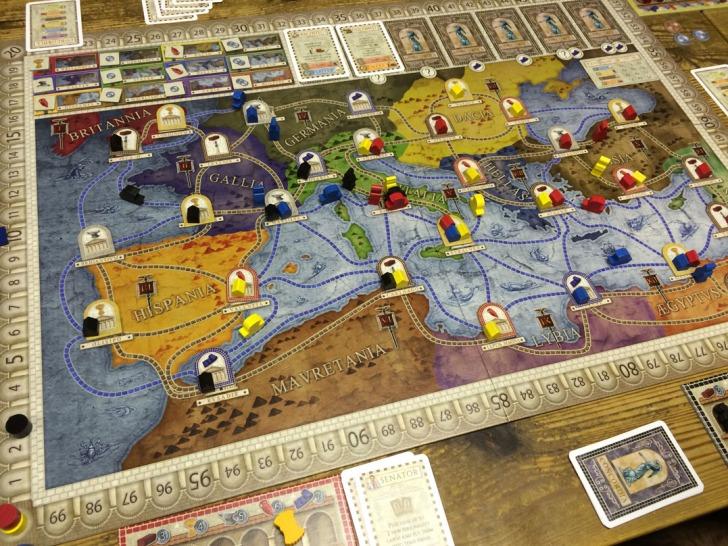 Concordia-game