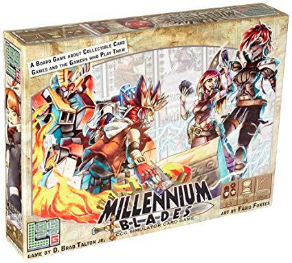 millenium blades